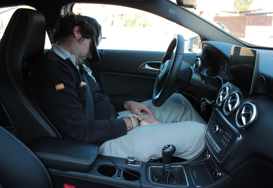 Qué hacer si el conductor se desmaya