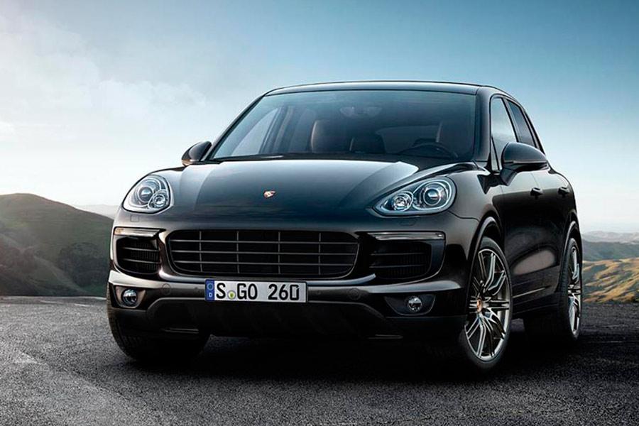 Los Porsche Cayenne S, ahora más equipados