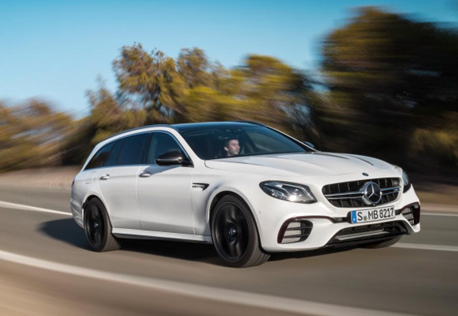 Nuevo Mercedes Clase E AMG 2017 familiar