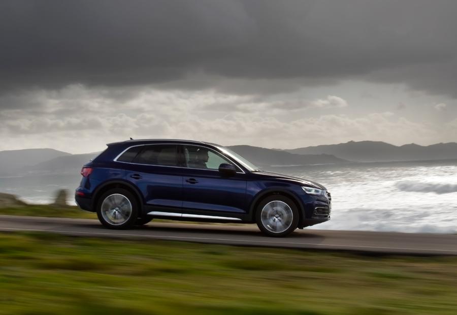 Un elemento destacado del nuevo Audi Q5 es us sistema de tracción quattro Ultra, que se desconecta y conecta según necesidades.