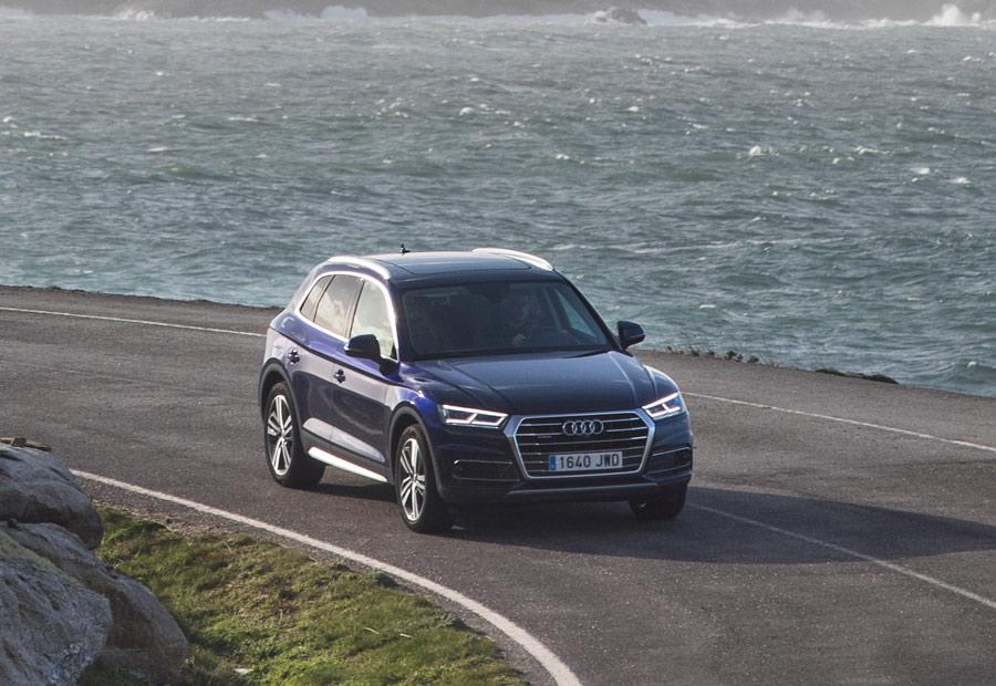 Nuevo Audi Q5, presentación y prueba