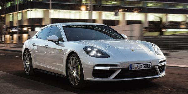 Nuevo Porsche Panamera Turbo Híbrido, tope de gama