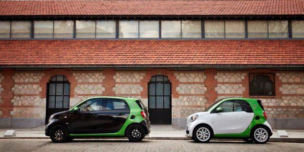 Smart Electric Drive: la electricidad llega al 4 plazas