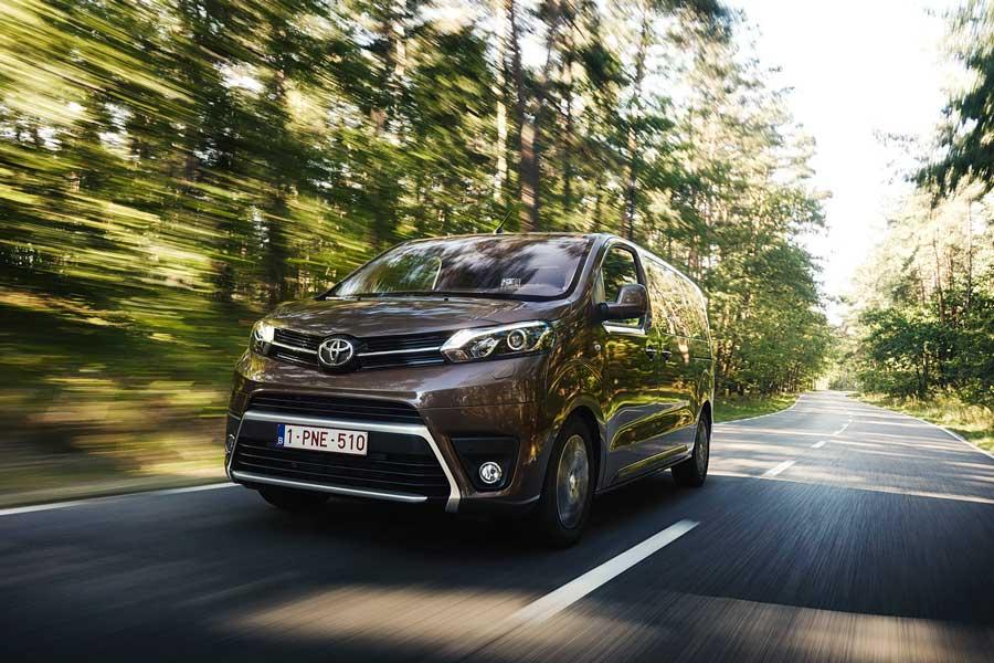 Toyota Proace Verso 2017, ya está disponible en España