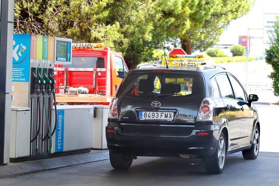 GasPay, una app para repostar sin bajarte del coche