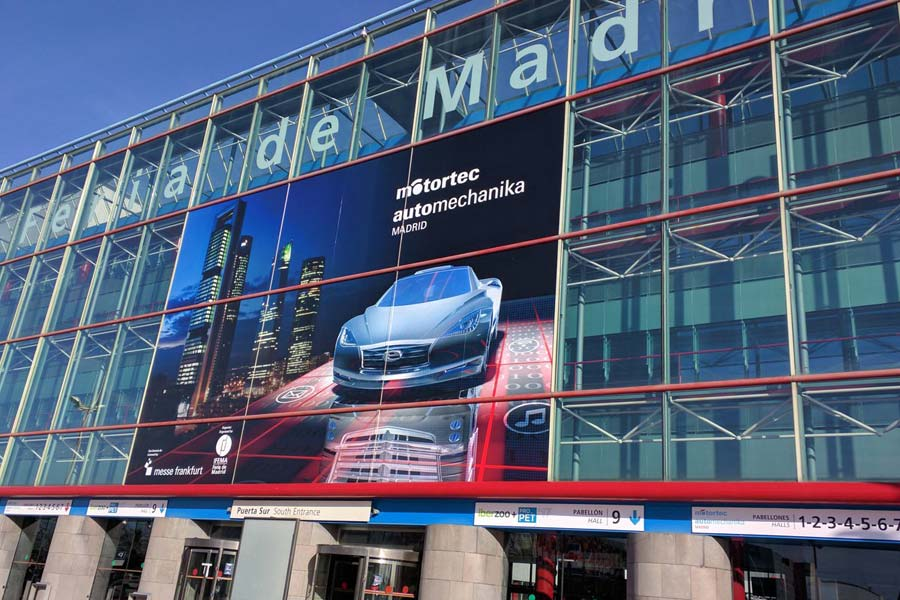 Motortec 2017: el Salón de Ginebra de los talleres, en Madrid