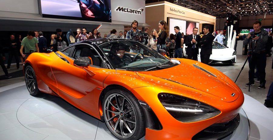 El nuevo McLaren 720S es ya una realidad