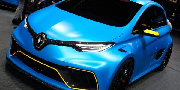 Renault Zoe e-Sport Concept: el Clio Williams del siglo XXI