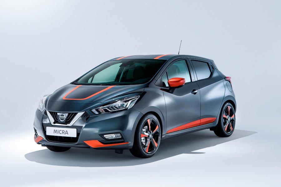 Nissan Micra Bose, el exclusivo tope de gama sonoro