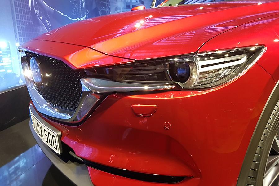 El diseño del nuevo Mazda CX-5 es mucho más atractivo, moderno y elegante.