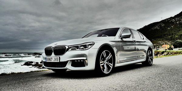 Por qué el BMW Serie 7 sobresale respecto a los demás