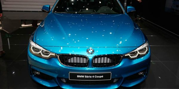 BMW Serie 4 2017, pequeños cambios en toda la gama