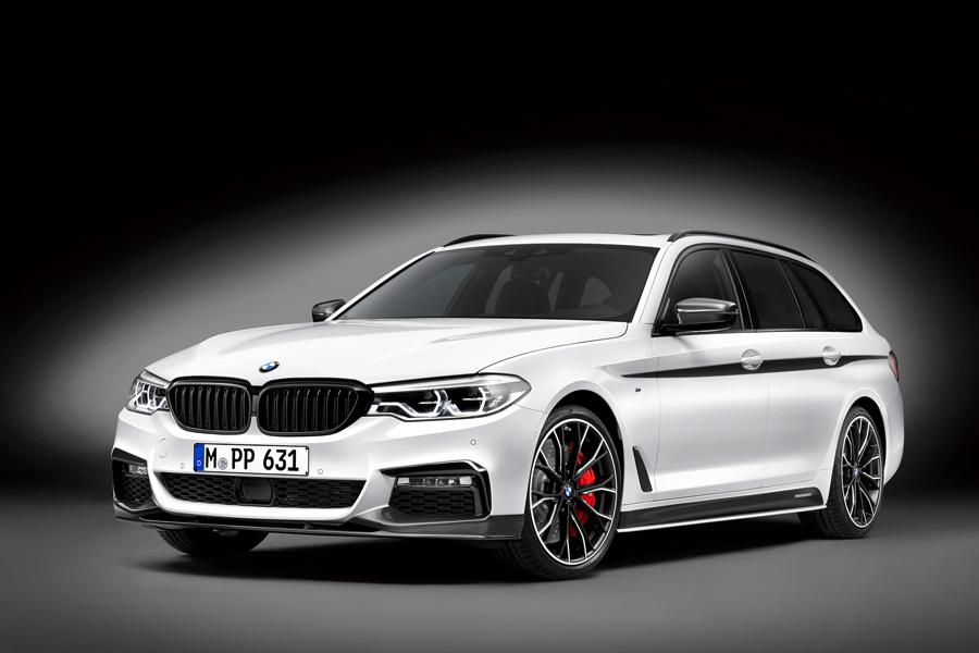 Accesorios M Performance para el BMW Serie 5 Touring 2017