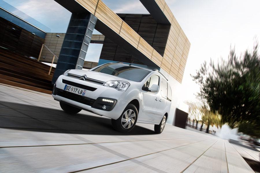 Citroën E-Berlingo Multispace, primicia 100% eléctrica en VEM 2017