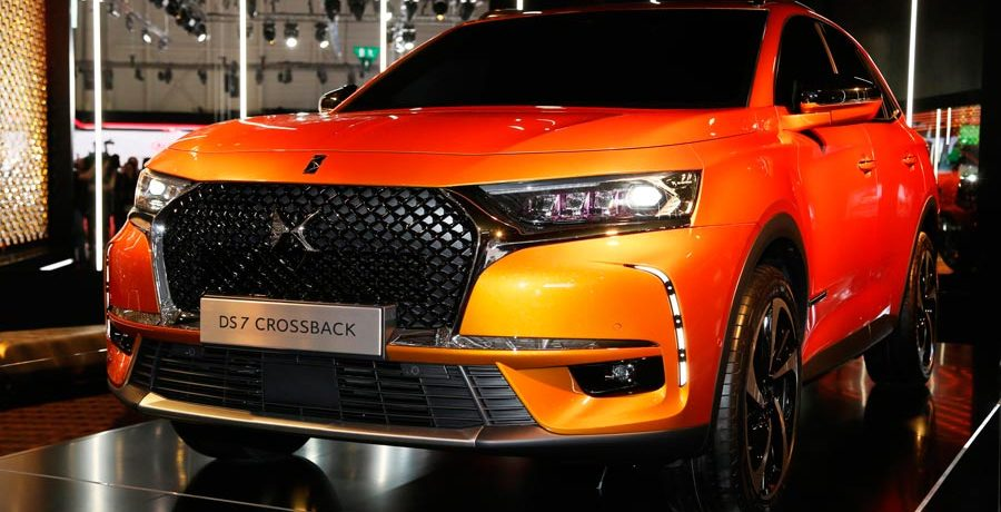 DS 7 Crossback, un nuevo SUV de lujo desembarca en Ginebra
