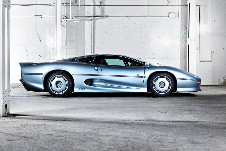 El Jaguar más rápido de la historia cumple 25 años