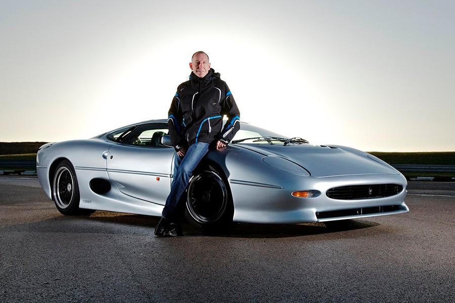 El XJ220 fue un proyecto conjunto entre Jaguar y Tom Walkinshaw.