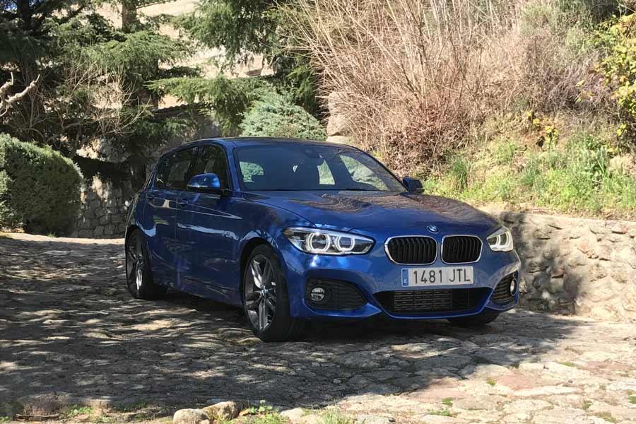 Prueba del BMW 118d 5p 150 CV M Sport 2016