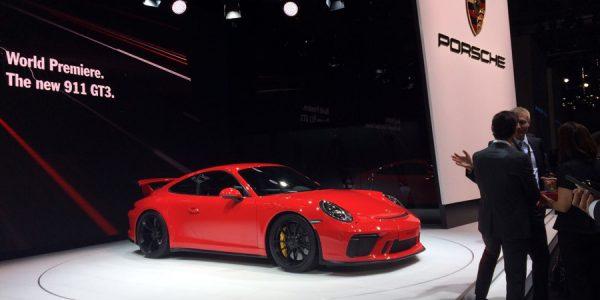 Nuevo Porsche 911 GT3: la leyenda, en el circuito