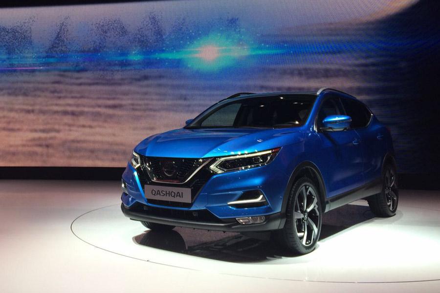 Nissan Qashqai 2017, una renovación para seguir liderando