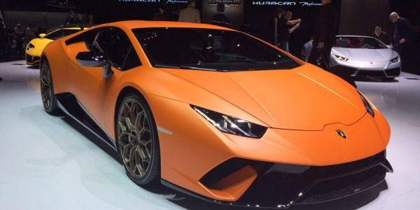 Lamborghini Huracán Performante, el más rápido en Nürburgring