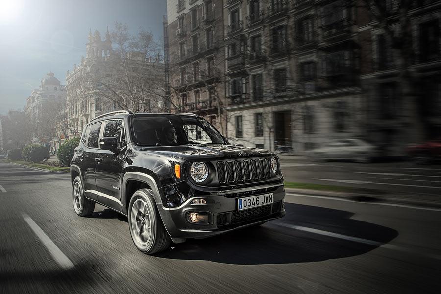 Jeep Renegade 2017: nuevo motor y ediciones especiales