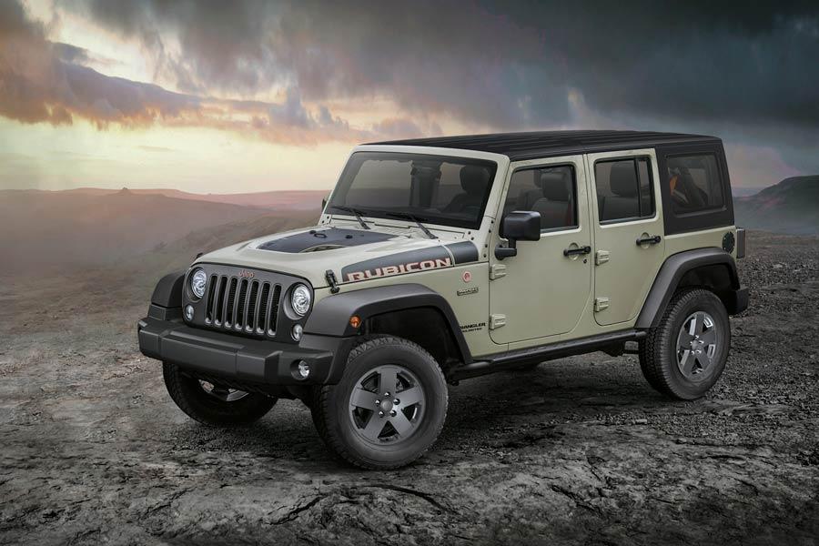 Jeep Wrangler Rubicon Recon.