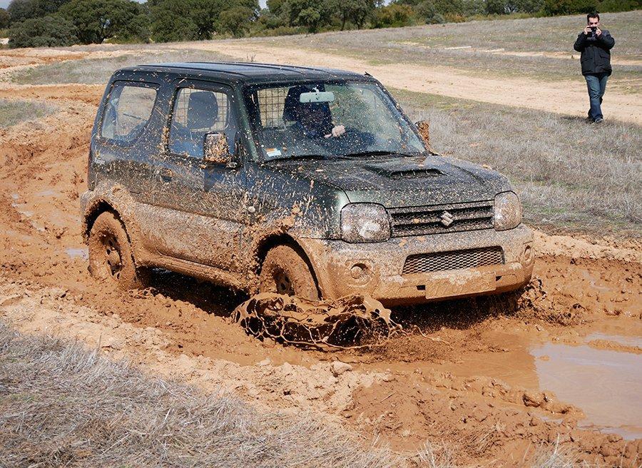 Los SUV son otra tradición de Suzuki.