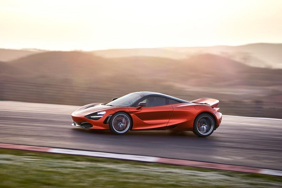 McLaren no se doblega a la moda SUV