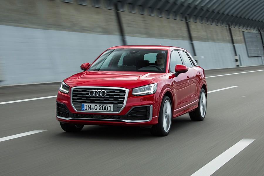 Nuevas versiones en la gama del Audi Q2 2017