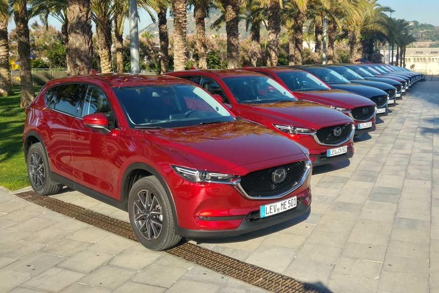 Nuevo Mazda CX-5 2017, probamos la evolución del SUV japonés