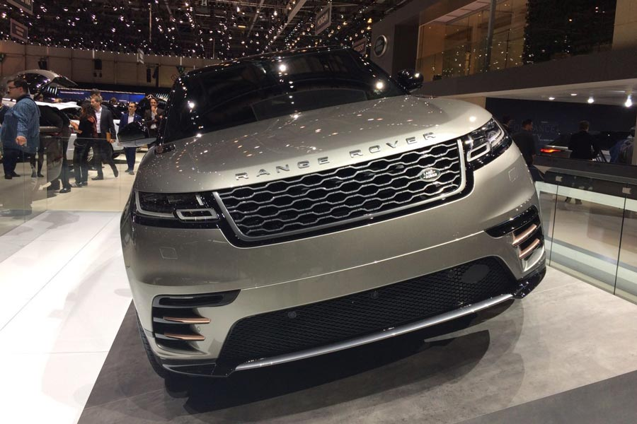Los 5 mejores SUV del Salón de Ginebra 2017