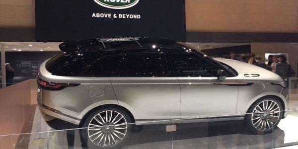 Range Rover Velar: toda la información sobre el nuevo SUV