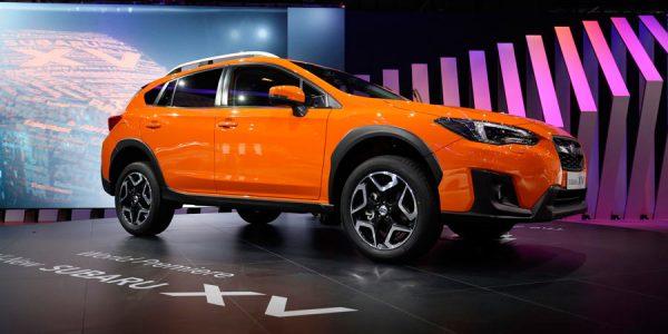 El nuevo Subaru XV 2017 listo para Ginebra