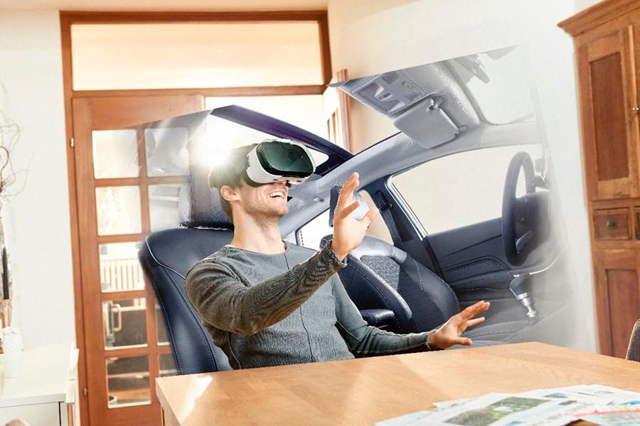 Podrás probar un Ford gracias a la realidad virtual
