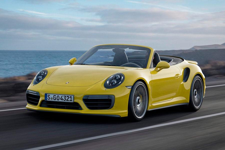 El Porsche 911 S eleva su potencia hasta los 450 CV