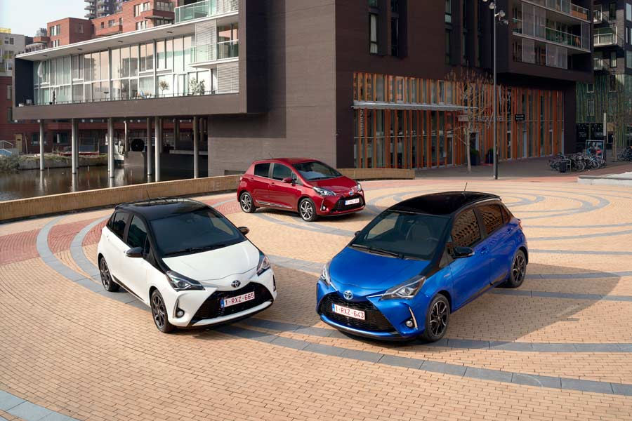 Ya a la venta en España el nuevo Toyota Yaris 2017