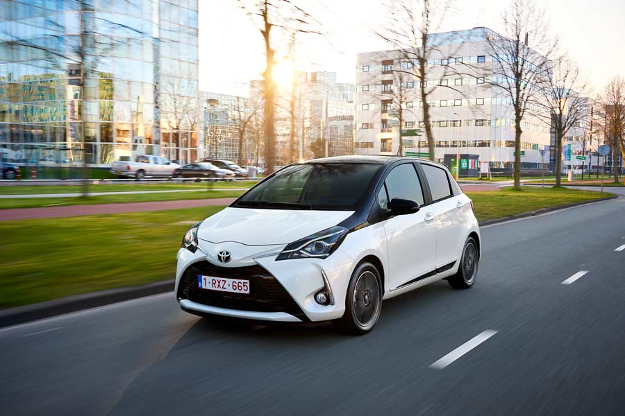 Toyota Yaris 2017, probamos el renovado utilitario japonés