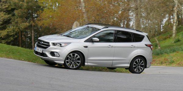 Prueba Ford Kuga 1.5 Ecoboost ST Line: con un punto sport