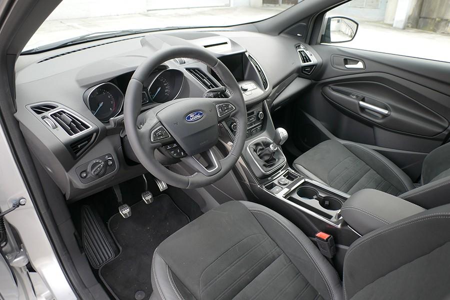 Los cambios en el interior son menos llamativos que por fuera.