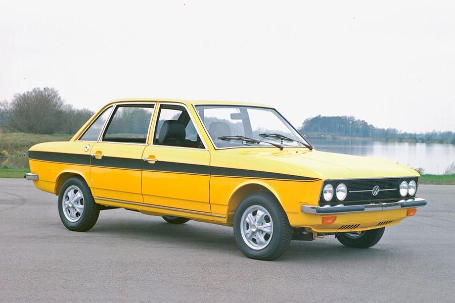 El VW K70 era en realidad un proyecto de NSU.