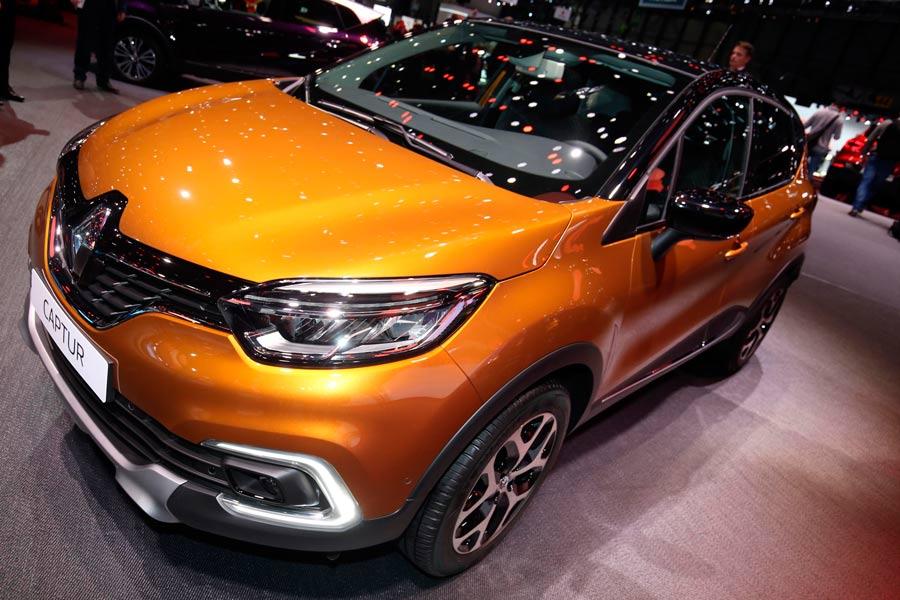 Ginebra desvela el nuevo Renault Captur 2017