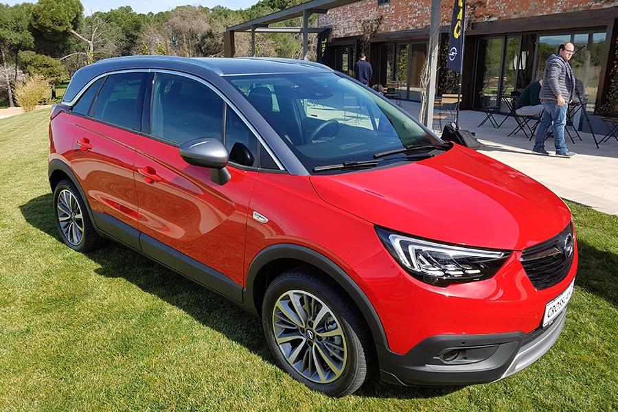 Todos los detalles y precios del Opel Crossland X 2017