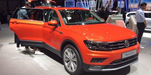 Volkswagen Tiguan Allspace, 7 plazas para el SUV alemán