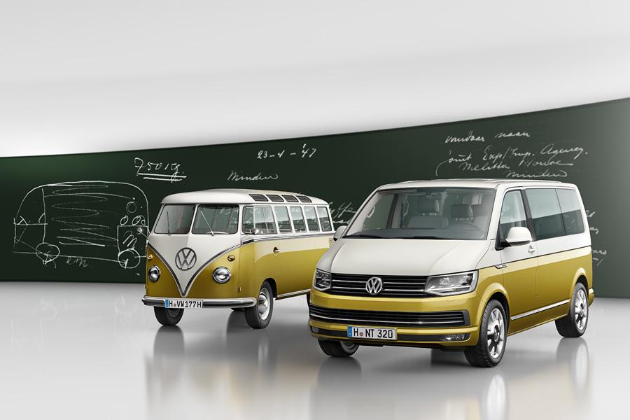 La Volkswagen Bulli cumple 70 años con una edición especial