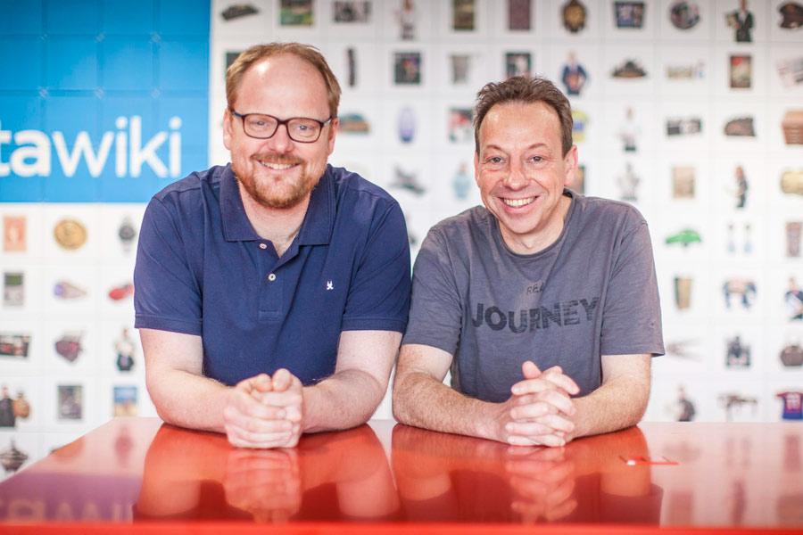 René Schoenmakers y Marco Jansen son los fundadores de Catawiki.