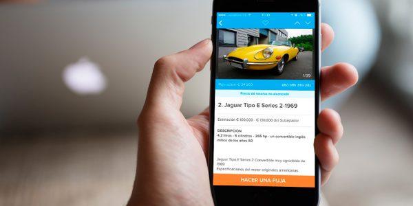 Catawiki: automobilia y coches clásicos a subasta