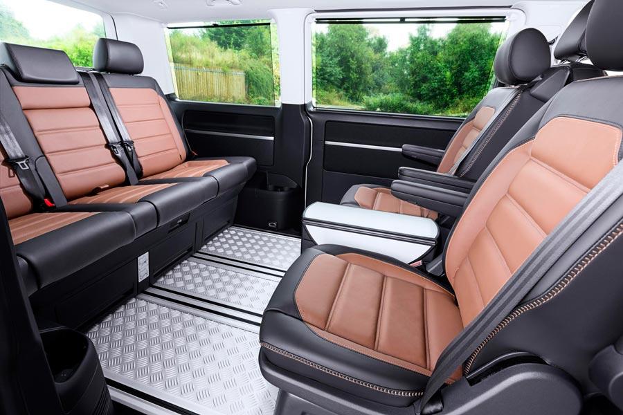 Volkswagen Multivan Outdoor Panamericana.