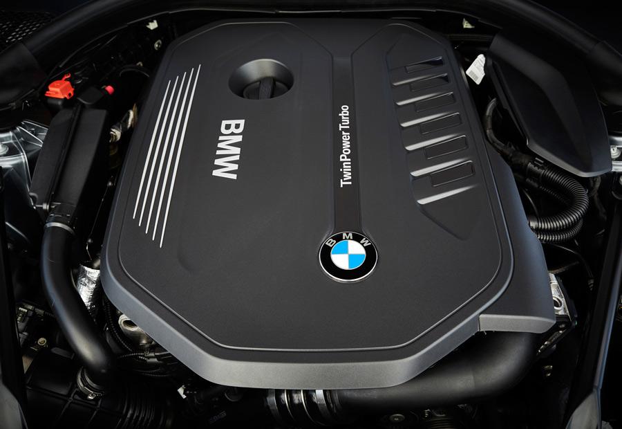 El nuevo BMW Serie 5 está disponible, por el momento, con dos opciones mecánicas de gasolina y otras tantas diésel.