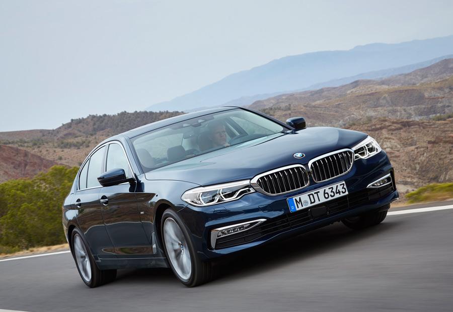 El confort de marcha es uno de los aspectos destacables del nuevo BMW Serie 5.